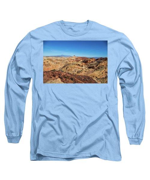 Barren Desert Long Sleeve T-Shirt