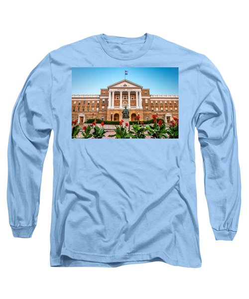 Bascom Hall Long Sleeve T-Shirt