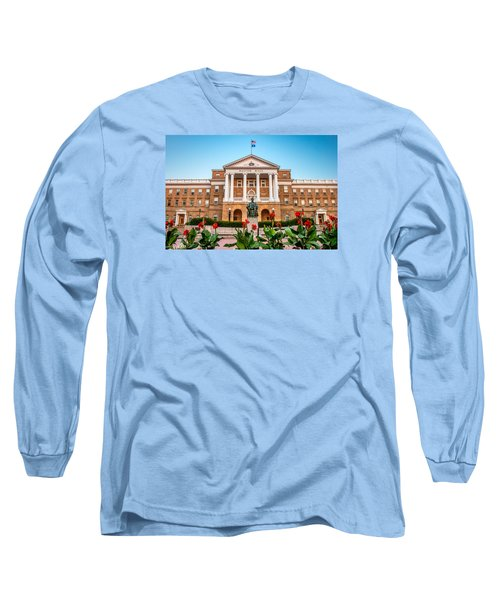 Bascom Hall Long Sleeve T-Shirt