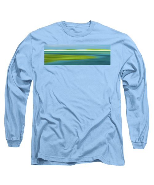 Bass Hole Long Sleeve T-Shirt