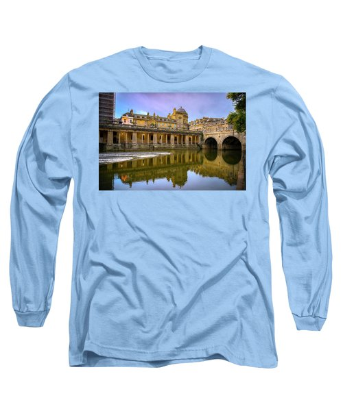 Bath Market Long Sleeve T-Shirt