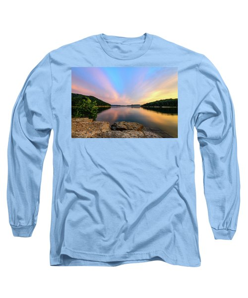 Bay Light Long Sleeve T-Shirt