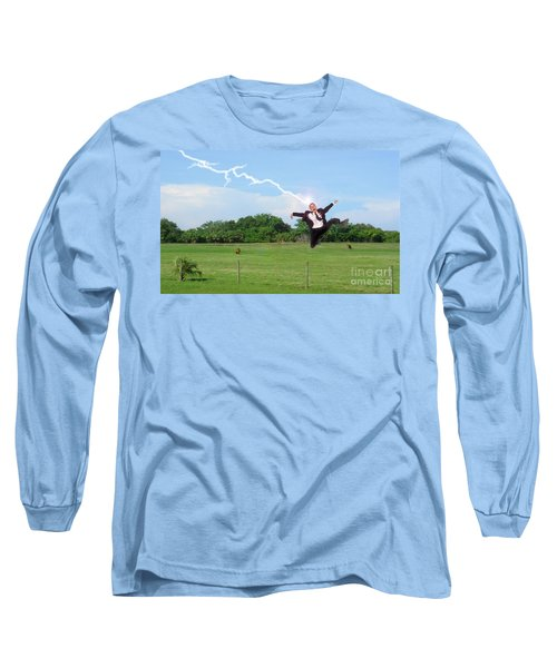 Be Careful What You Ask For Long Sleeve T-Shirt