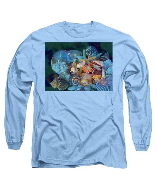 Beach Beauty 7 Long Sleeve T-Shirt