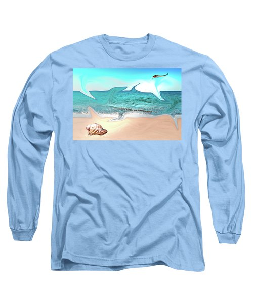 Beach Dream Long Sleeve T-Shirt