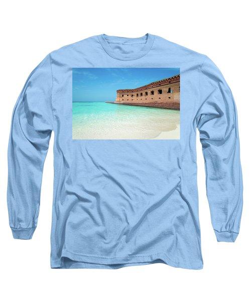Beach Fort Long Sleeve T-Shirt