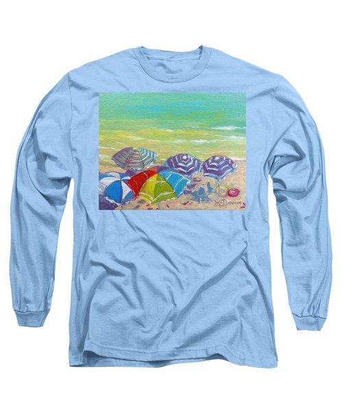 Beach Is Best Long Sleeve T-Shirt