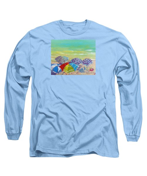 Beach Is Best Long Sleeve T-Shirt