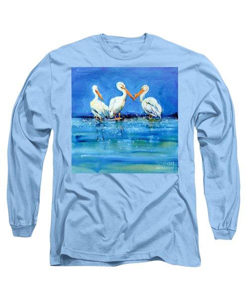 Beach Party Long Sleeve T-Shirt