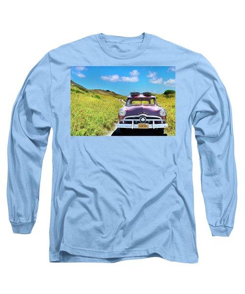 Beach Road Woody Long Sleeve T-Shirt