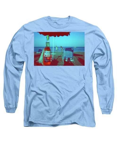Beach Time Long Sleeve T-Shirt