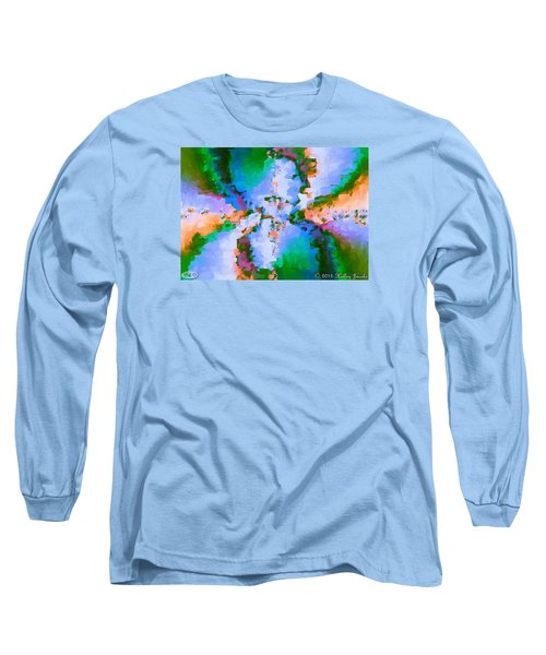 Beautiful Life Long Sleeve T-Shirt by Holley Jacobs