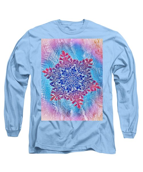 Beautiful Moment Long Sleeve T-Shirt by Anton Kalinichev