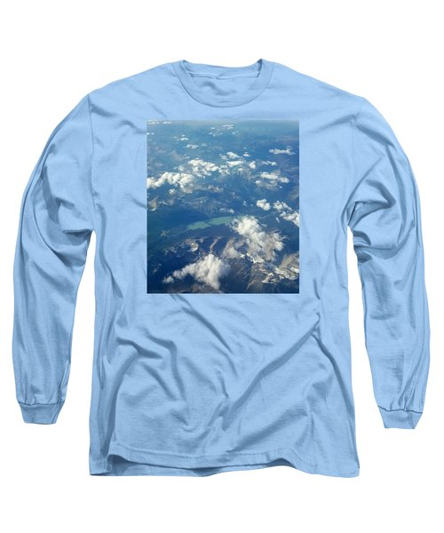 Beauty From The Skies Long Sleeve T-Shirt