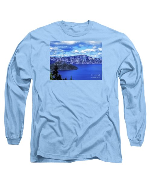 Long Sleeve T-Shirt featuring the photograph Beauty Skin Deep by Nancy Marie Ricketts