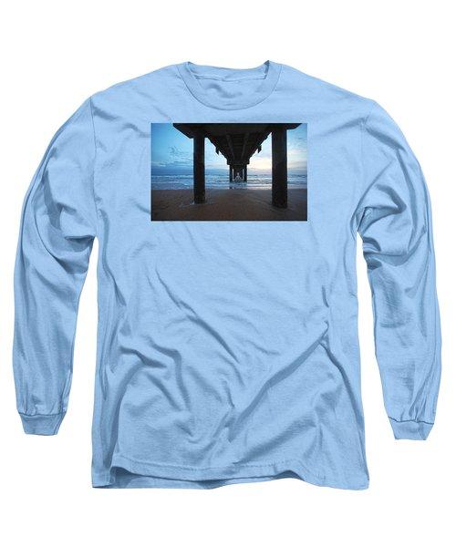 Before The Dawn Long Sleeve T-Shirt by Robert Och