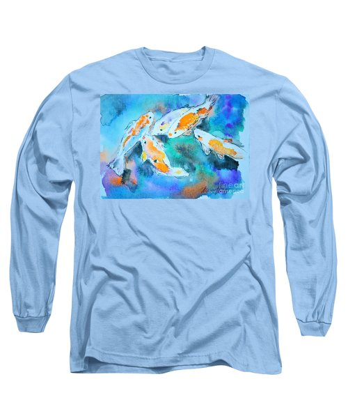 Being Koi Long Sleeve T-Shirt