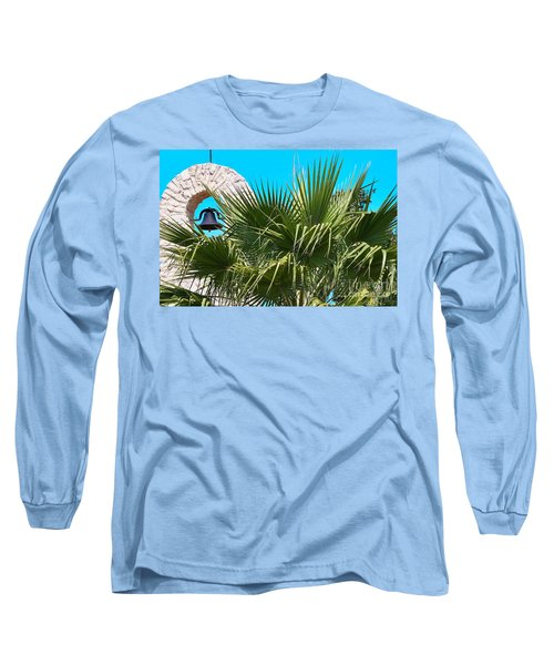 Long Sleeve T-Shirt featuring the photograph Bell by Ray Shrewsberry
