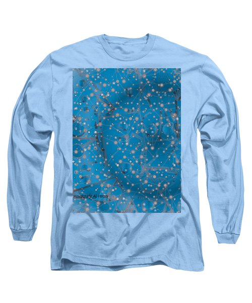 Bell-shaped Flowers Long Sleeve T-Shirt