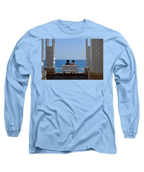 Below Sea Level Long Sleeve T-Shirt