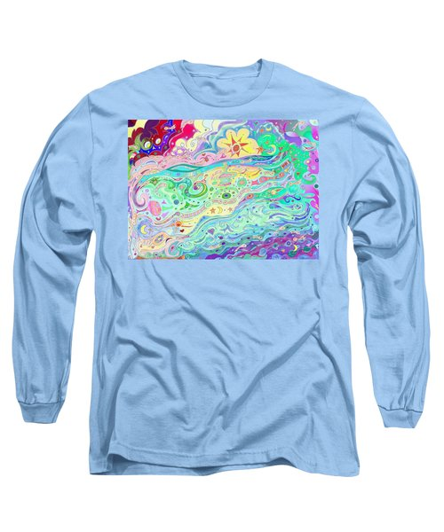 Beltaine Seashore Dreaming Long Sleeve T-Shirt