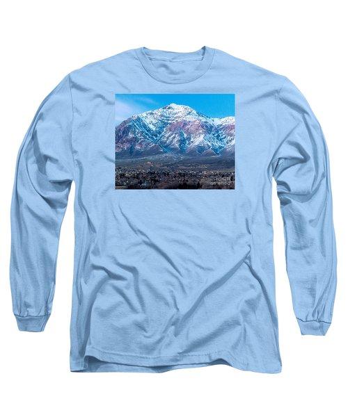 Ben Lomond At Dusk Long Sleeve T-Shirt