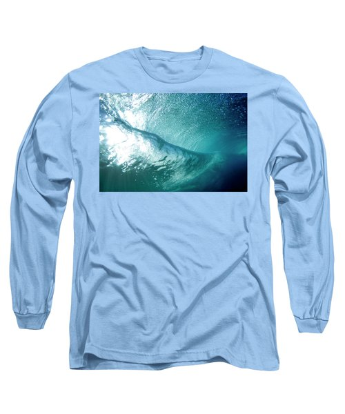 Beneath The Curl Long Sleeve T-Shirt