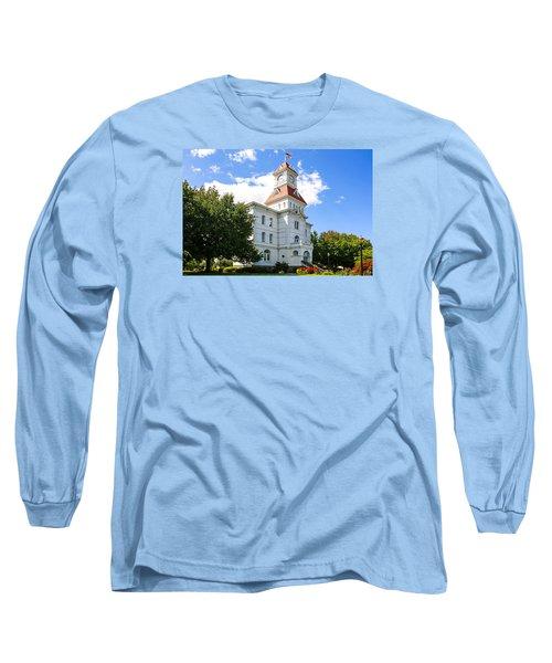 benton County Courthouse Long Sleeve T-Shirt