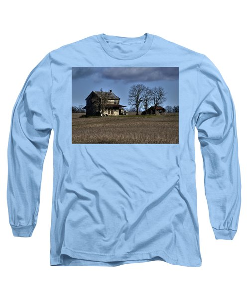 Long Sleeve T-Shirt featuring the photograph Better Days by Robert Geary