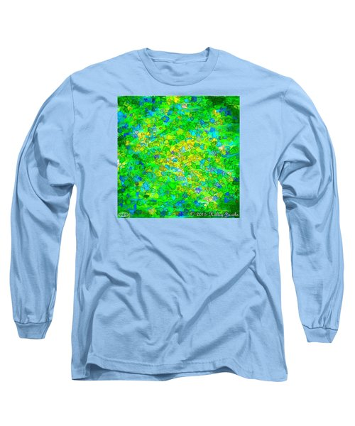 Better Not Touch Long Sleeve T-Shirt by Holley Jacobs