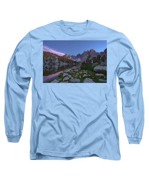 Between A Rock And A Soft Place Long Sleeve T-Shirt