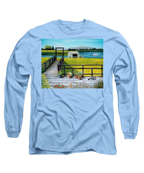 Beyond The Levee Long Sleeve T-Shirt