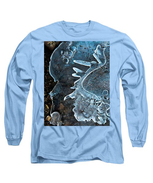 Long Sleeve T-Shirt featuring the photograph Beyond by Tom Cameron