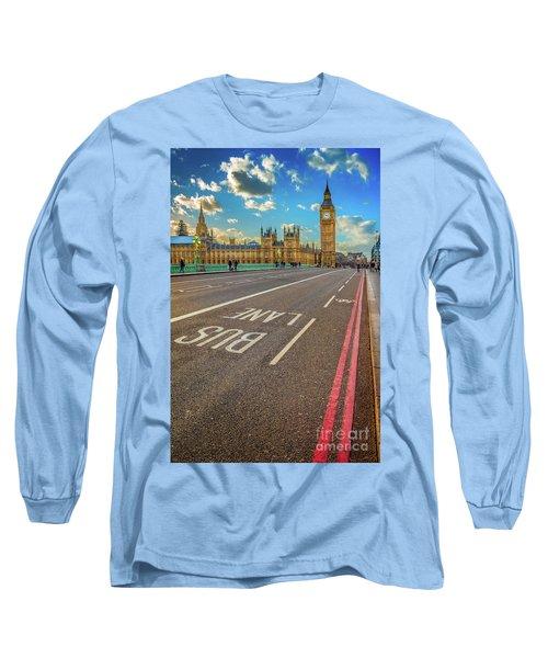 Big Ben Westminster Long Sleeve T-Shirt