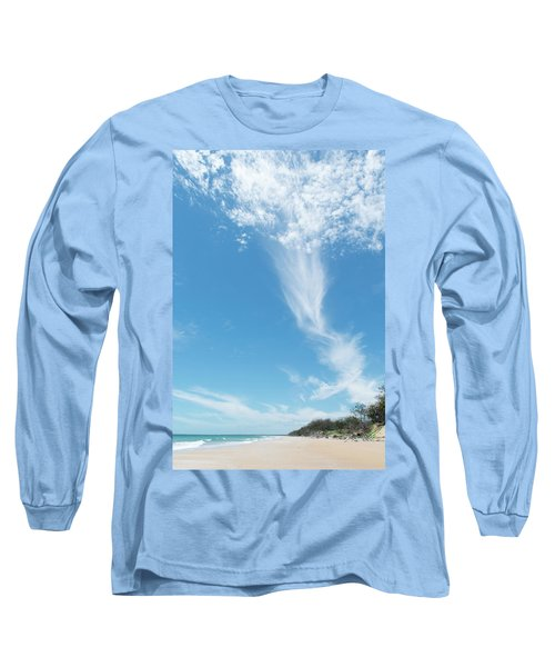 Big Sky Beach Long Sleeve T-Shirt