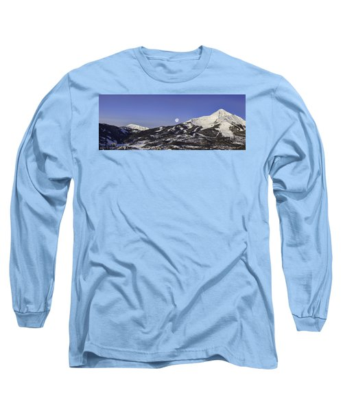 Big Sky Panorama Long Sleeve T-Shirt