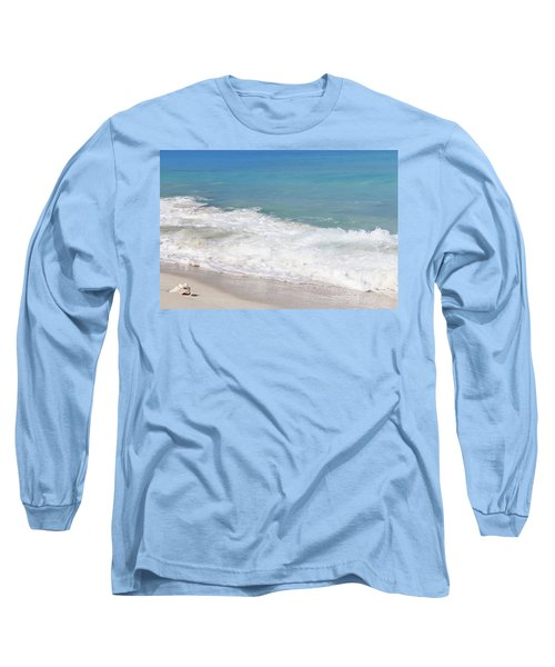 Bimini Wave Sequence 6 Long Sleeve T-Shirt