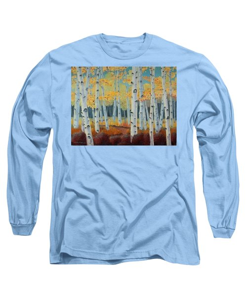 Birchwood Forest Long Sleeve T-Shirt