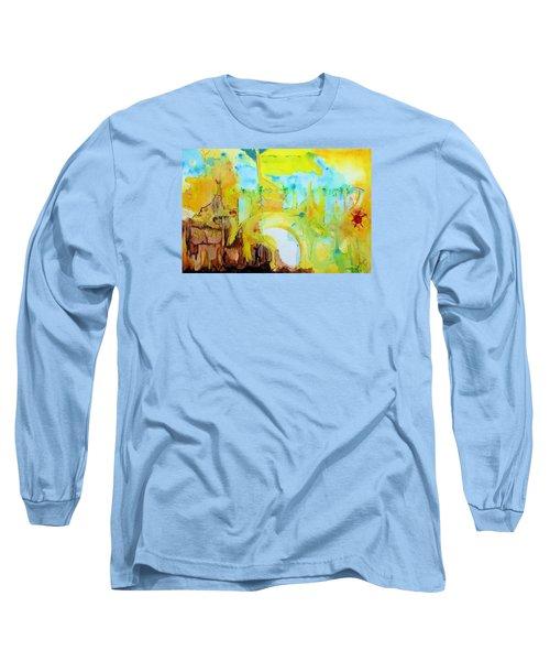 Birthing Long Sleeve T-Shirt