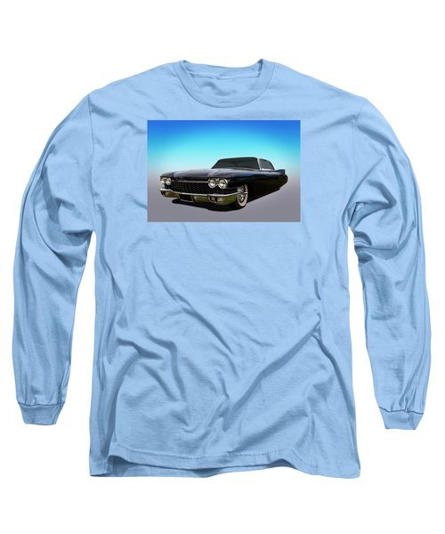 Long Sleeve T-Shirt featuring the photograph Black by Keith Hawley