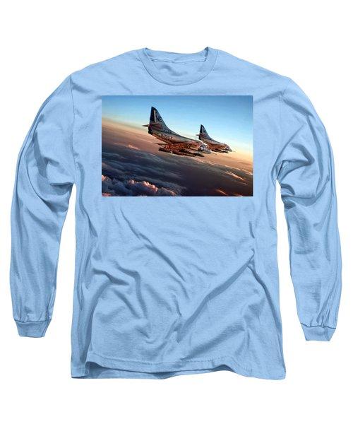Black Sheep Skyhawks Long Sleeve T-Shirt