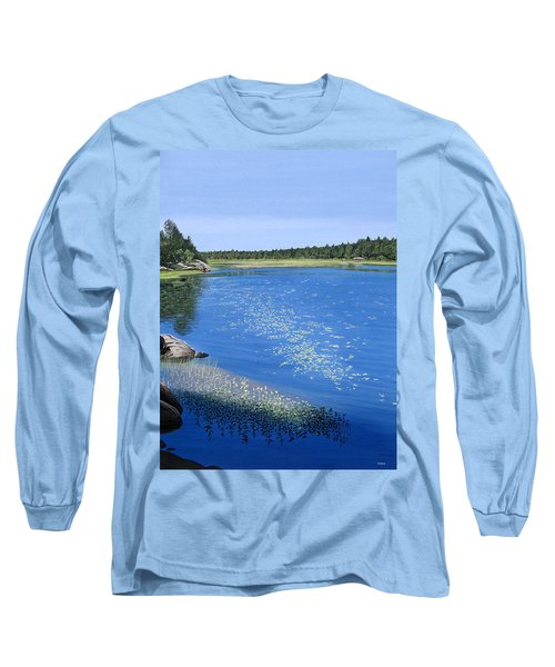 Blackstone Bog Long Sleeve T-Shirt
