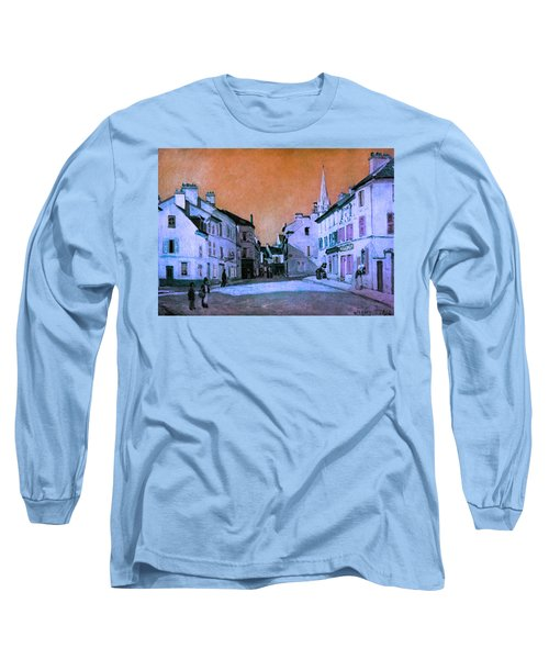 Blend 15 Sisley Long Sleeve T-Shirt by David Bridburg