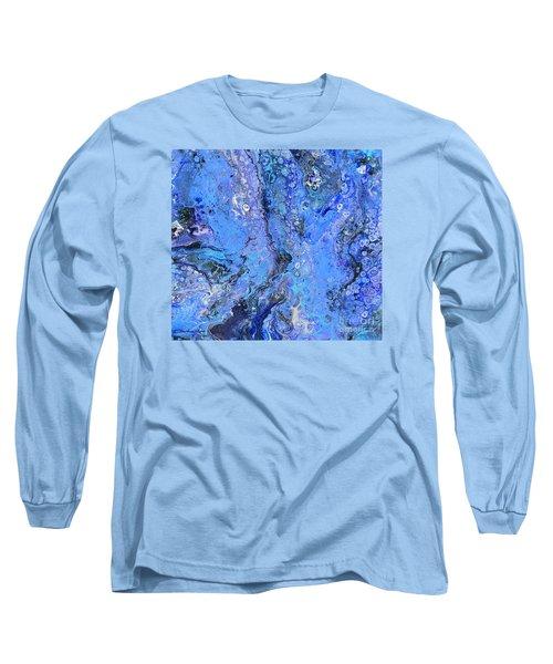 Blue Capri Long Sleeve T-Shirt