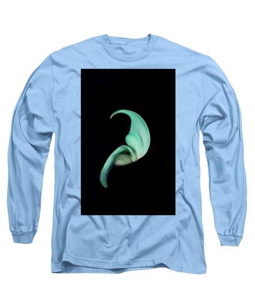 Blue Claw Long Sleeve T-Shirt