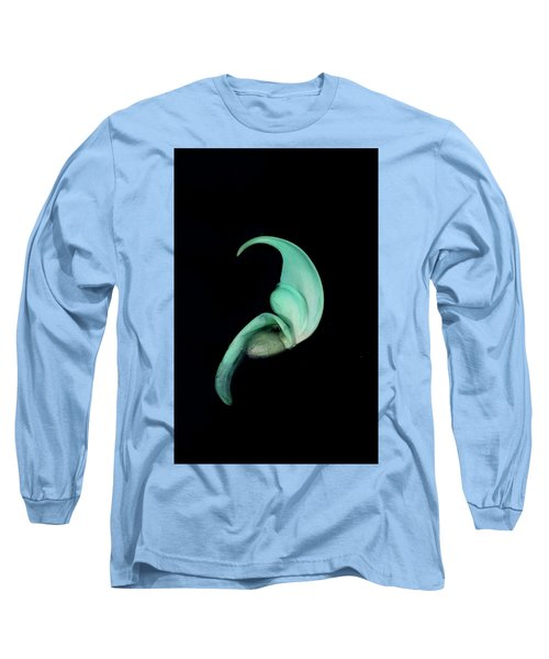 Blue Claw Long Sleeve T-Shirt