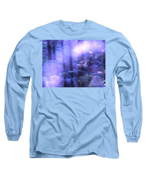 Blue Fairies Long Sleeve T-Shirt
