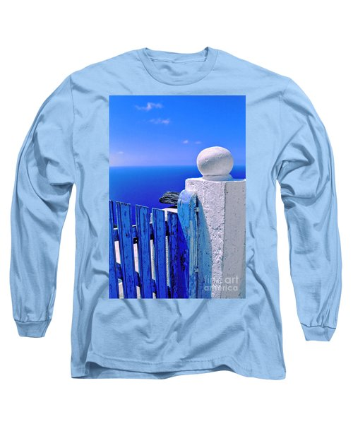 Blue Gate Long Sleeve T-Shirt