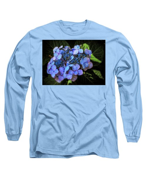Blue In Nature Long Sleeve T-Shirt
