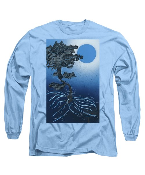 Blue Moon Long Sleeve T-Shirt
